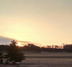 2015 Easter Sunrise