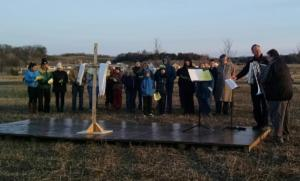 2015 Easter Sunrise Service